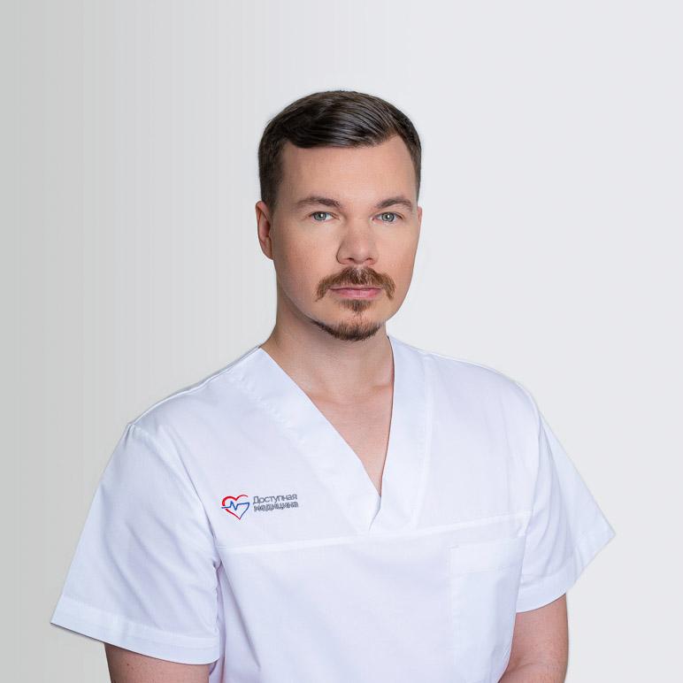Цыбульский Антон Владимирович
