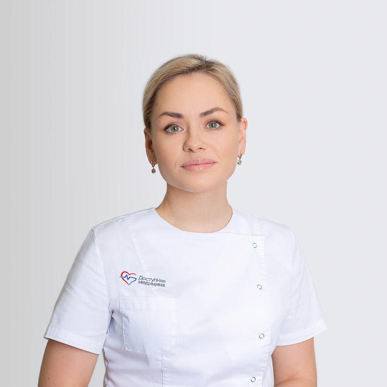 Лоншакова Александра Сергеевна