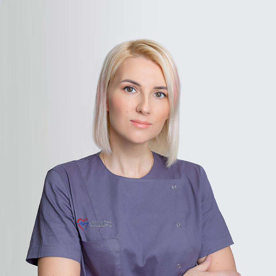 Петрова Евгения Алексеевна
