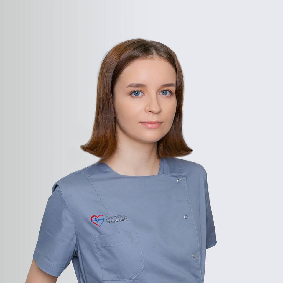 Яснюк Татьяна Игоревна