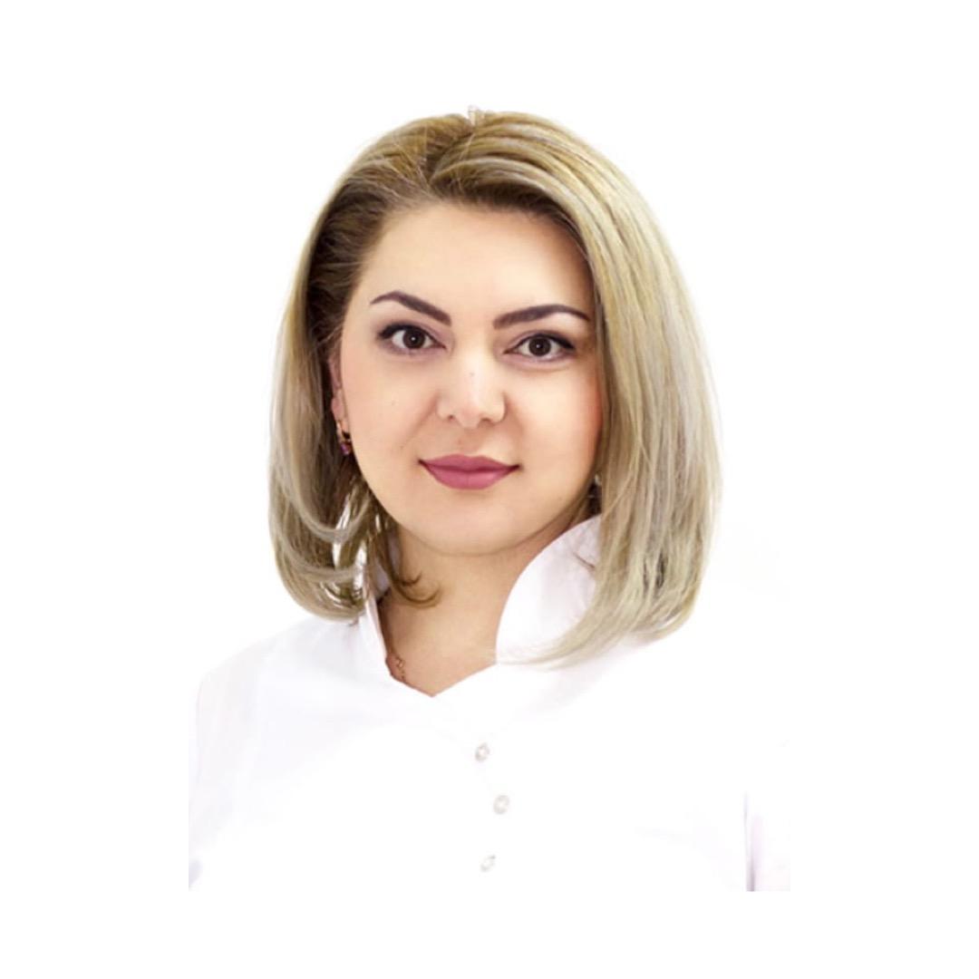 Талипова Олмос Амануллаевна