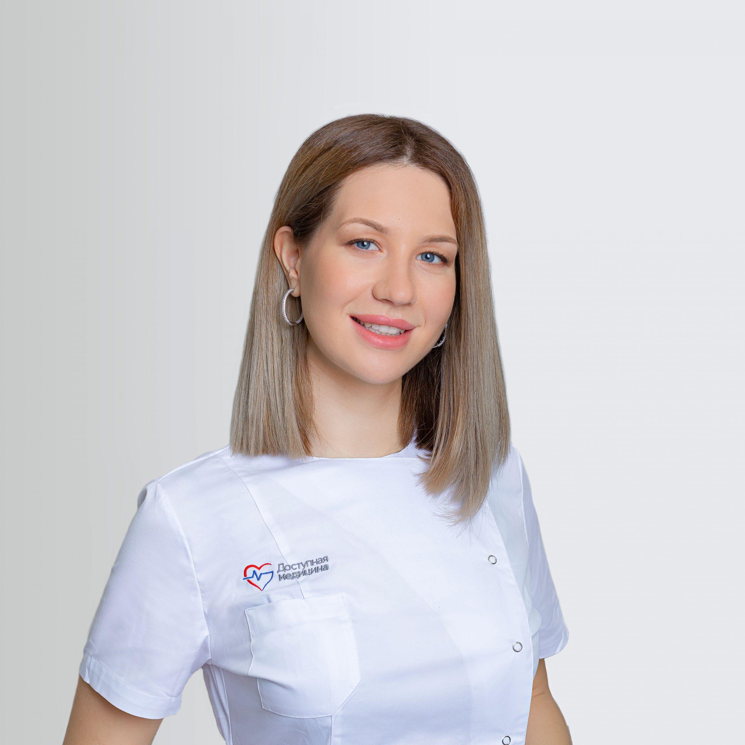 Ревина Ульяна Юрьевна