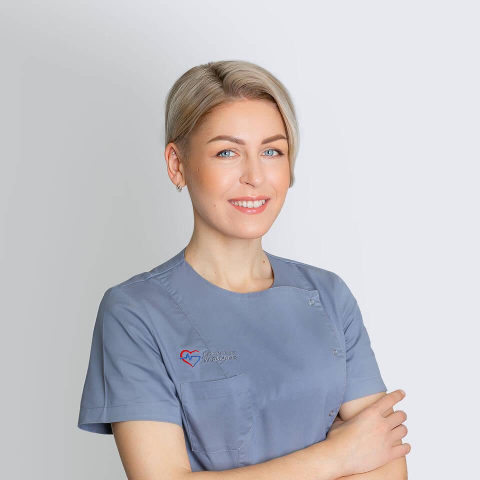 Мостовая Анастасия Сергеевна
