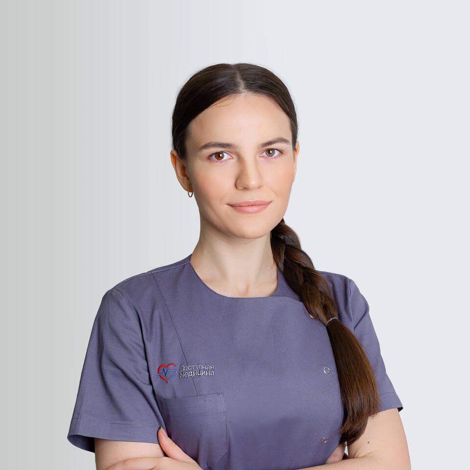 Жданова Александра Вадимовна